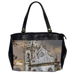 Exterior Facade Antique Colonial Church Olinda Brazil Office Handbags (2 Sides)
