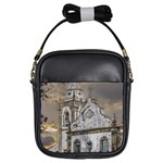 Exterior Facade Antique Colonial Church Olinda Brazil Girls Sling Bags