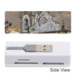 Exterior Facade Antique Colonial Church Olinda Brazil Memory Card Reader (Stick)