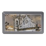 Exterior Facade Antique Colonial Church Olinda Brazil Memory Card Reader (Mini)