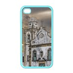 Exterior Facade Antique Colonial Church Olinda Brazil Apple iPhone 4 Case (Color)