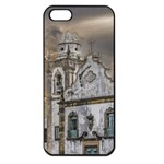 Exterior Facade Antique Colonial Church Olinda Brazil Apple iPhone 5 Seamless Case (Black)
