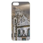 Exterior Facade Antique Colonial Church Olinda Brazil Apple iPhone 5 Seamless Case (White)
