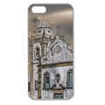 Exterior Facade Antique Colonial Church Olinda Brazil Apple Seamless iPhone 5 Case (Clear)