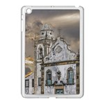 Exterior Facade Antique Colonial Church Olinda Brazil Apple iPad Mini Case (White)