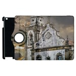 Exterior Facade Antique Colonial Church Olinda Brazil Apple iPad 2 Flip 360 Case