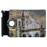 Exterior Facade Antique Colonial Church Olinda Brazil Apple iPad 3/4 Flip 360 Case