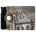 Exterior Facade Antique Colonial Church Olinda Brazil Apple iPad Mini Flip 360 Case