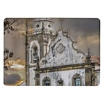 Exterior Facade Antique Colonial Church Olinda Brazil Samsung Galaxy Tab 10.1  P7500 Flip Case