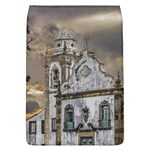 Exterior Facade Antique Colonial Church Olinda Brazil Flap Covers (L)