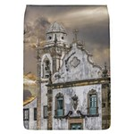 Exterior Facade Antique Colonial Church Olinda Brazil Flap Covers (S)