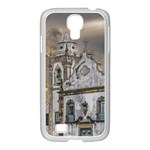 Exterior Facade Antique Colonial Church Olinda Brazil Samsung GALAXY S4 I9500/ I9505 Case (White)