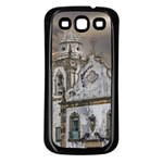 Exterior Facade Antique Colonial Church Olinda Brazil Samsung Galaxy S3 Back Case (Black)