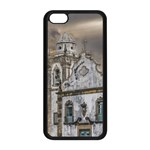 Exterior Facade Antique Colonial Church Olinda Brazil Apple iPhone 5C Seamless Case (Black)