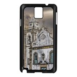 Exterior Facade Antique Colonial Church Olinda Brazil Samsung Galaxy Note 3 N9005 Case (Black)