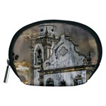 Exterior Facade Antique Colonial Church Olinda Brazil Accessory Pouches (Medium)