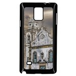 Exterior Facade Antique Colonial Church Olinda Brazil Samsung Galaxy Note 4 Case (Black)