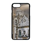 Exterior Facade Antique Colonial Church Olinda Brazil Apple iPhone 7 Plus Seamless Case (Black)
