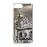 Exterior Facade Antique Colonial Church Olinda Brazil Apple iPhone 7 Plus White Seamless Case