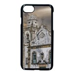 Exterior Facade Antique Colonial Church Olinda Brazil Apple iPhone 7 Seamless Case (Black)