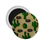 Cactuses 2.25  Magnets