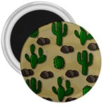 Cactuses 3  Magnets