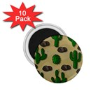 Cactuses 1.75  Magnets (10 pack)