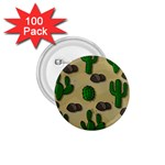Cactuses 1.75  Buttons (100 pack)