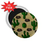 Cactuses 2.25  Magnets (10 pack)