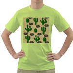 Cactuses Green T-Shirt