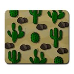 Cactuses Large Mousepads