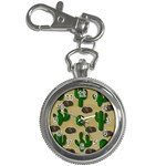 Cactuses Key Chain Watches