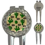 Cactuses 3-in-1 Golf Divots