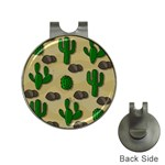 Cactuses Hat Clips with Golf Markers