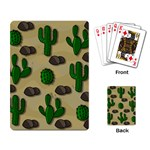 Cactuses Playing Card