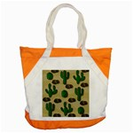 Cactuses Accent Tote Bag