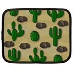 Cactuses Netbook Case (Large)