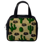 Cactuses Classic Handbags (One Side)