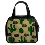 Cactuses Classic Handbags (2 Sides)