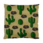 Cactuses Standard Cushion Case (One Side)