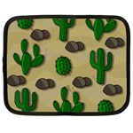 Cactuses Netbook Case (XL)