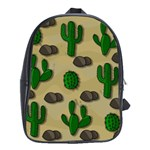 Cactuses School Bags(Large)