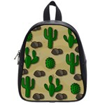 Cactuses School Bags (Small)