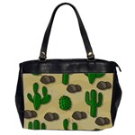 Cactuses Office Handbags (2 Sides)