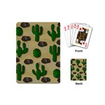 Cactuses Playing Cards (Mini)