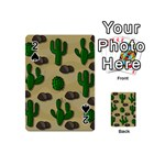 Cactuses Playing Cards 54 (Mini)