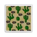 Cactuses Memory Card Reader (Square)