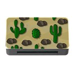 Cactuses Memory Card Reader with CF