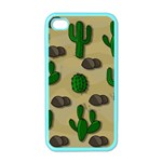 Cactuses Apple iPhone 4 Case (Color)
