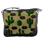 Cactuses Messenger Bags